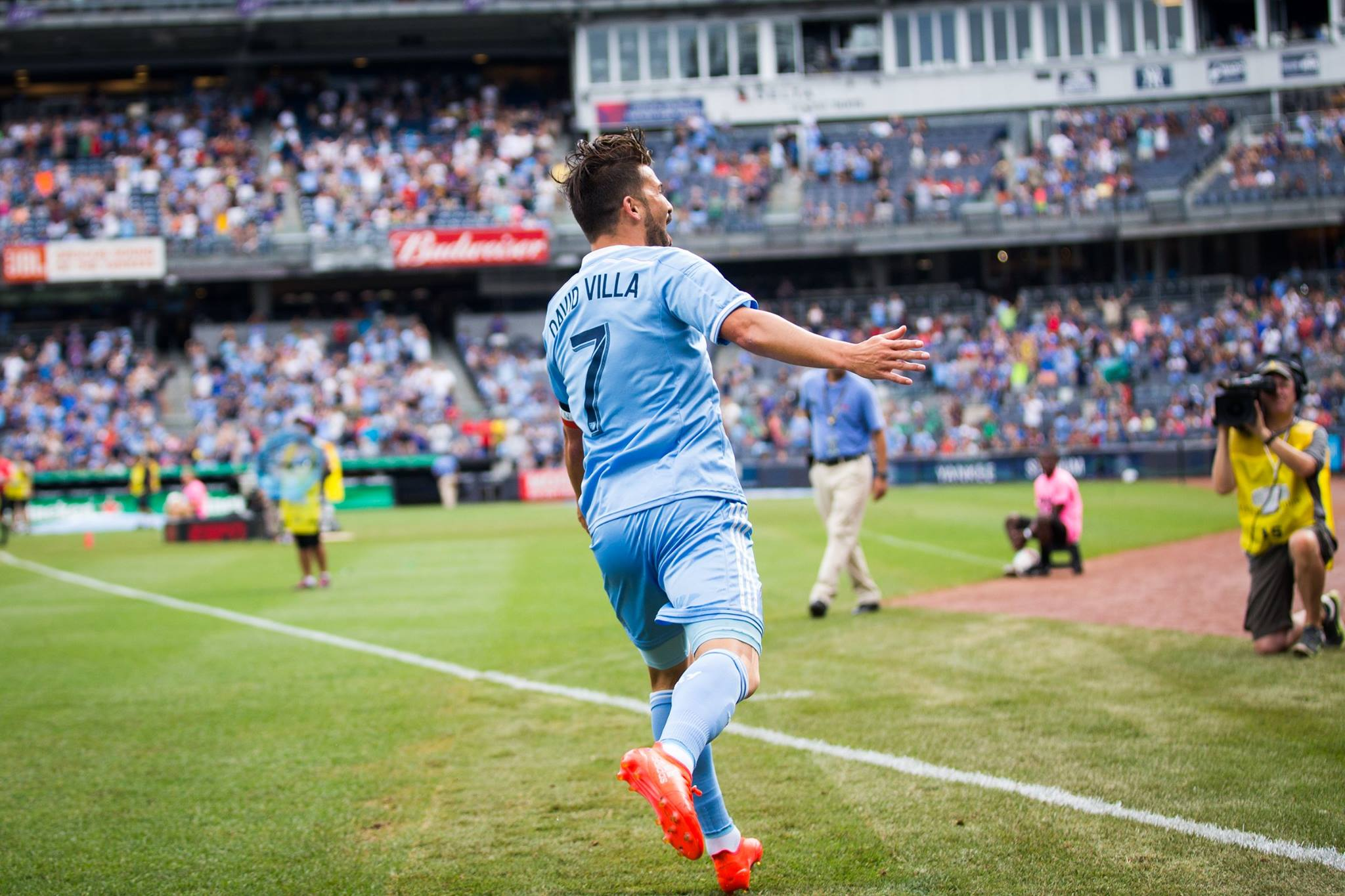 New York City FC, MLS, Major League Soccer, David Villa