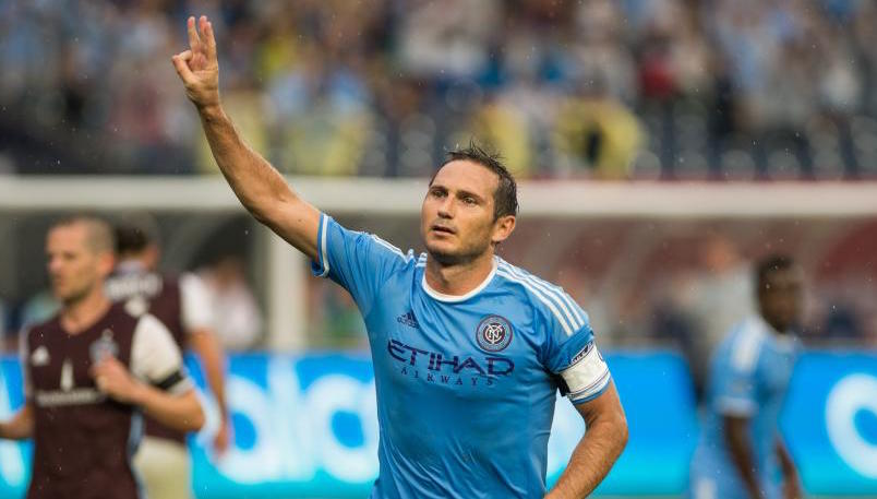 Frank Lampard, Major League Soccer