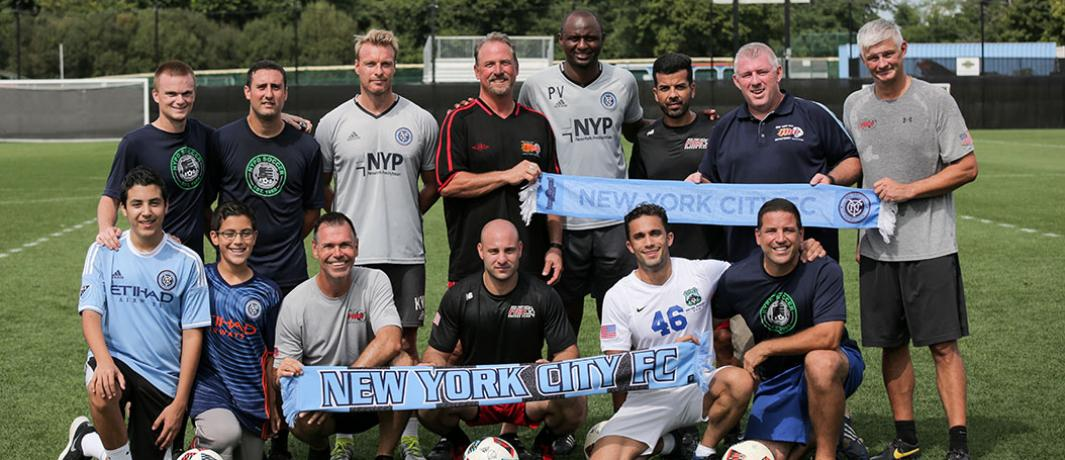 New York soccer