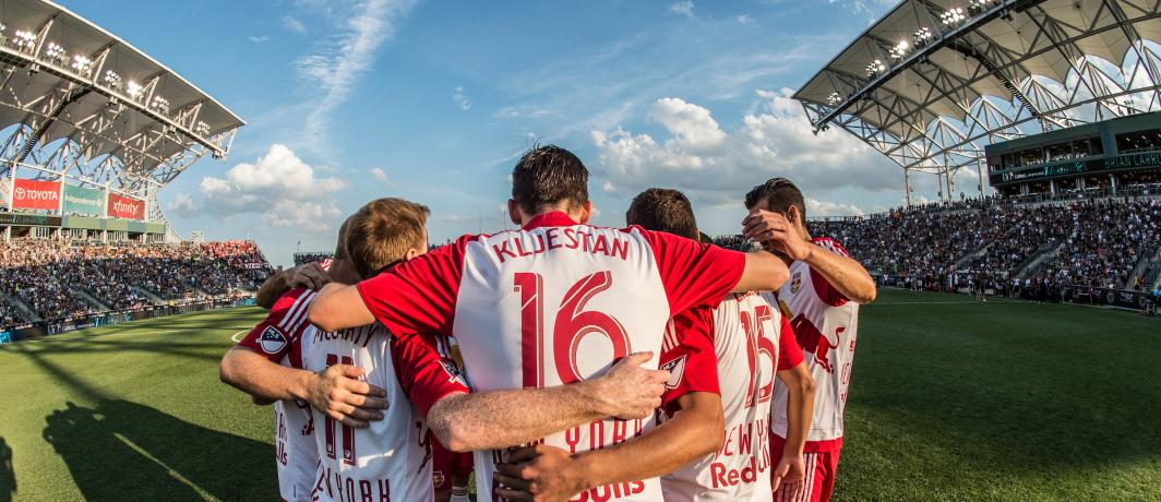 Red Bulls, Expansion Draft