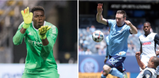 USMNT, Arena, NYCFC, roster