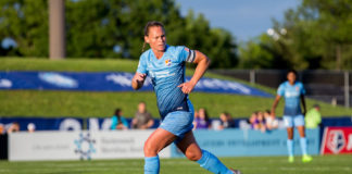 Sky Blue FC, Christie Pearce Sky Blue FC, National Women's Soccer League