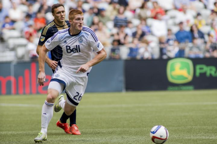 Tim Parker, Whitecaps, MLS