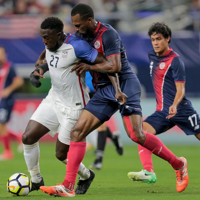 U.S. Soccer, Gold Cup