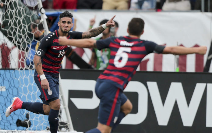 Dom Dwyer goal U.S. Men's National Team