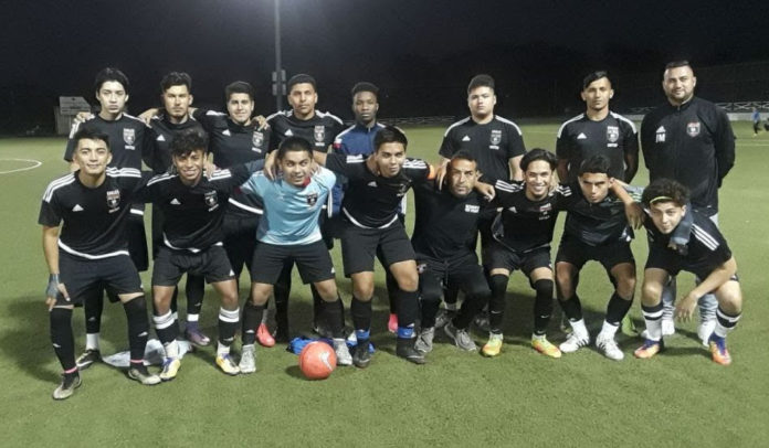 LISFL, Pro Touch Eagles United