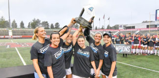 Stony Brook women's soccer, NCAA