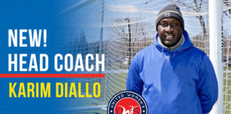 Diallo, Rough Riders, UWS, United Women's Soccer
