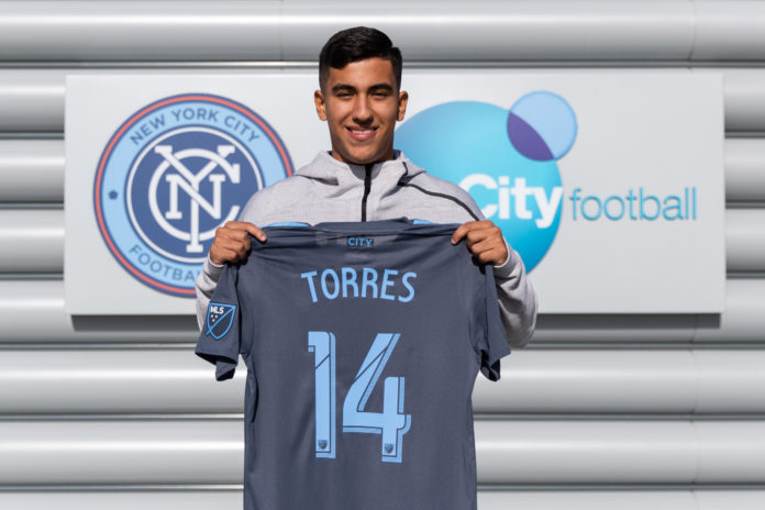 Torres, NYCFC