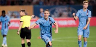 NYCFC, Alex Ring