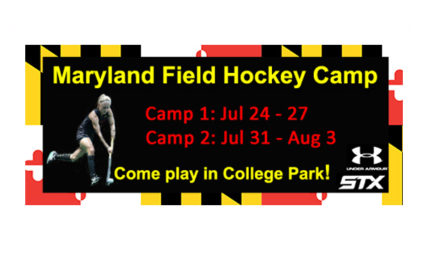 Maryland Field Hockey Camp