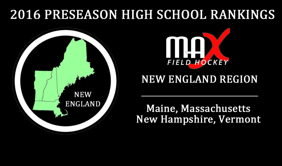 2016 High School Preseason Rankings – New England Region