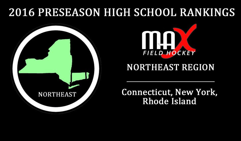 2016 High School Preseason Rankings – Northeast Region
