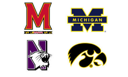 FOUR TOP 100 PLAYERS CHOOSE BIG TEN SCHOOLS