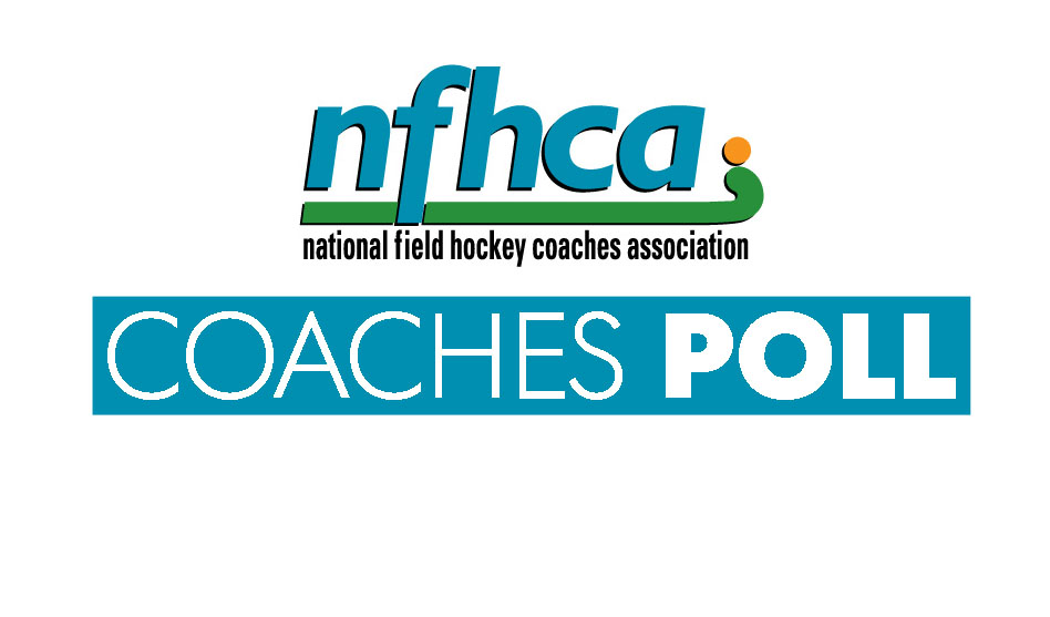 Week #1: Penn Monto/NFHCA Division I Coaches Polls