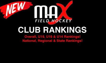 View Final Club, U19, U16 & U14 Top 20 Rankings Now!