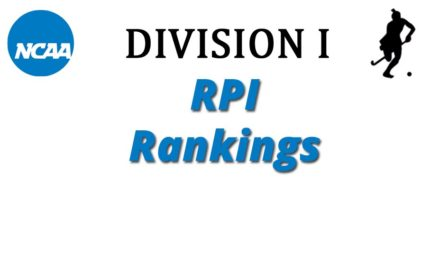 Final 2017 NCAA Division I RPI Rankings