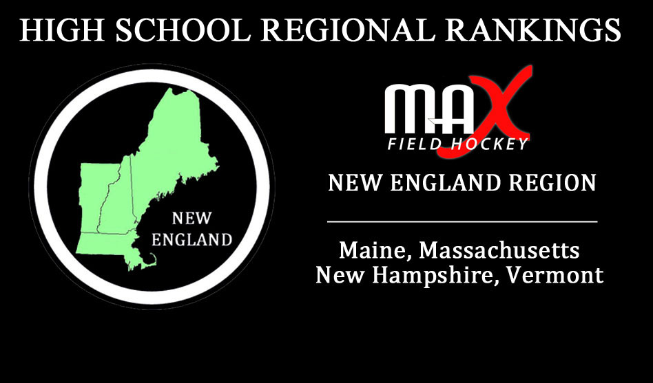 2017 Week #2 Rankings – New England Region