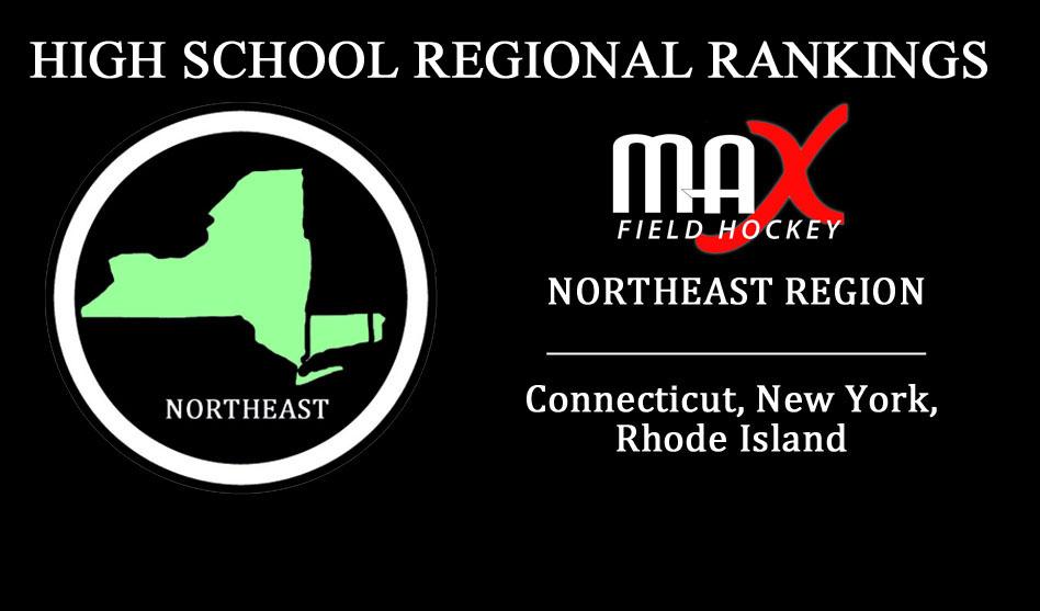 Week #4 Rankings – Northeast Region