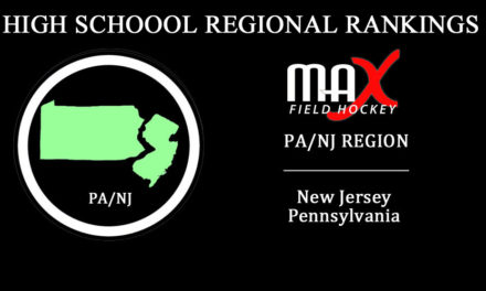 Week #3 Rankings – PA/NJ Region