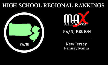 WEEK #1: PA/NJ Region High School Rankings