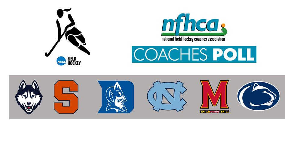 This Week's Division I NCAA & NFHCA Rankings