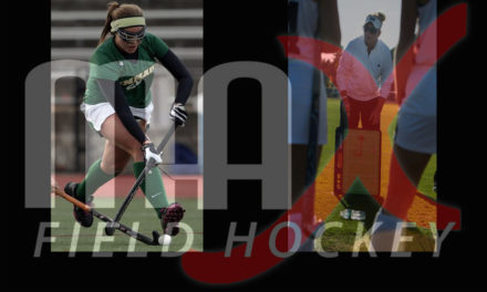 Sholder, Doughty Tabbed National Player & Coach of the Year