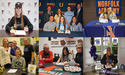 Athletes Make it Official During NLI Early Signing Period