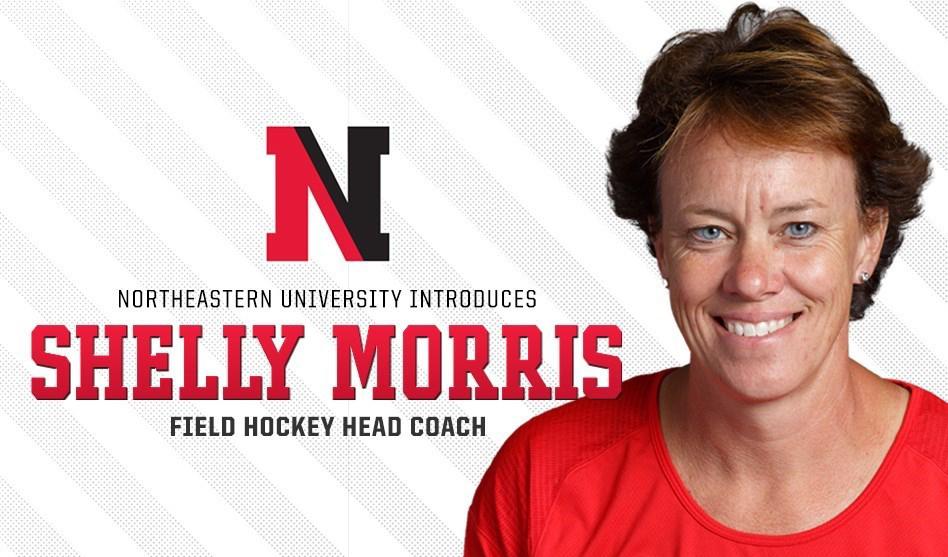 Shelly Morris Named Northeastern University Head Coach