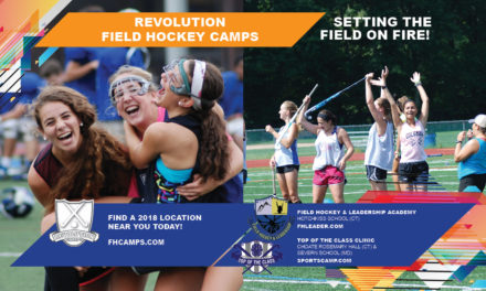 2018 Revolution Field Hockey Camps