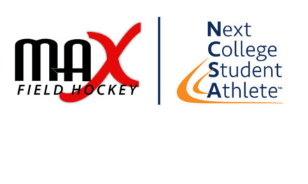 MAX Field Hockey Partners with Next College Student Athlete (NCSA)