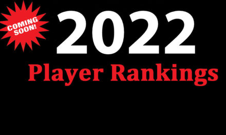 2022 Player Rankings – Info & Players Being Considered