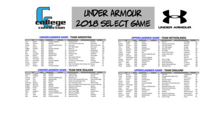 Under Armour Select Game Rosters & Final Details, WATCH LIVE ONLINE