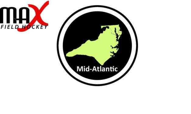 Week #6 Mid-Atlantic Region Top 20 Rankings