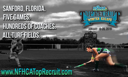 Be Seen by Hundreds of College Coaches