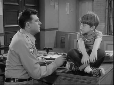 Parenting Lessons From Andy Griffith