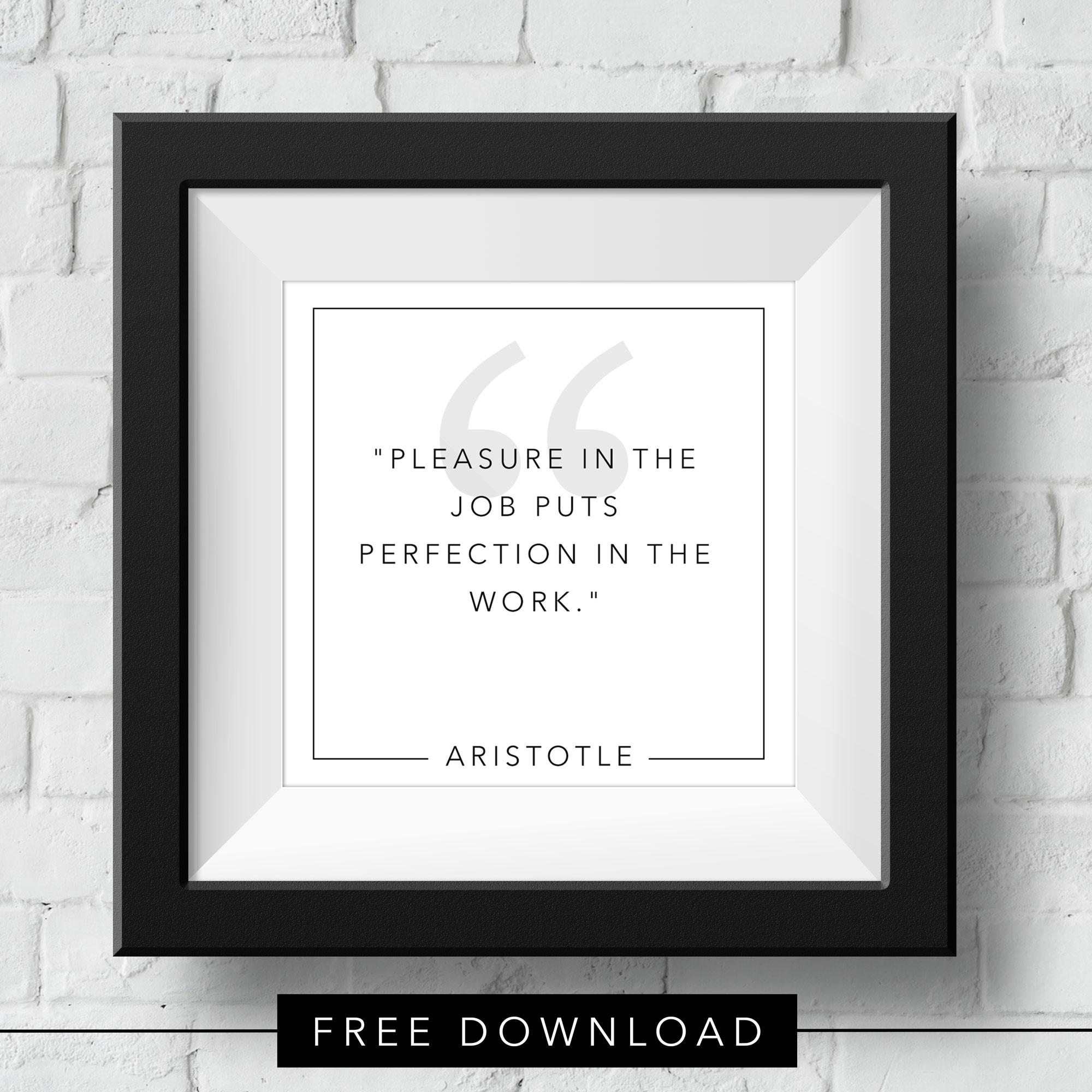 pleasure-aristotle-free-download