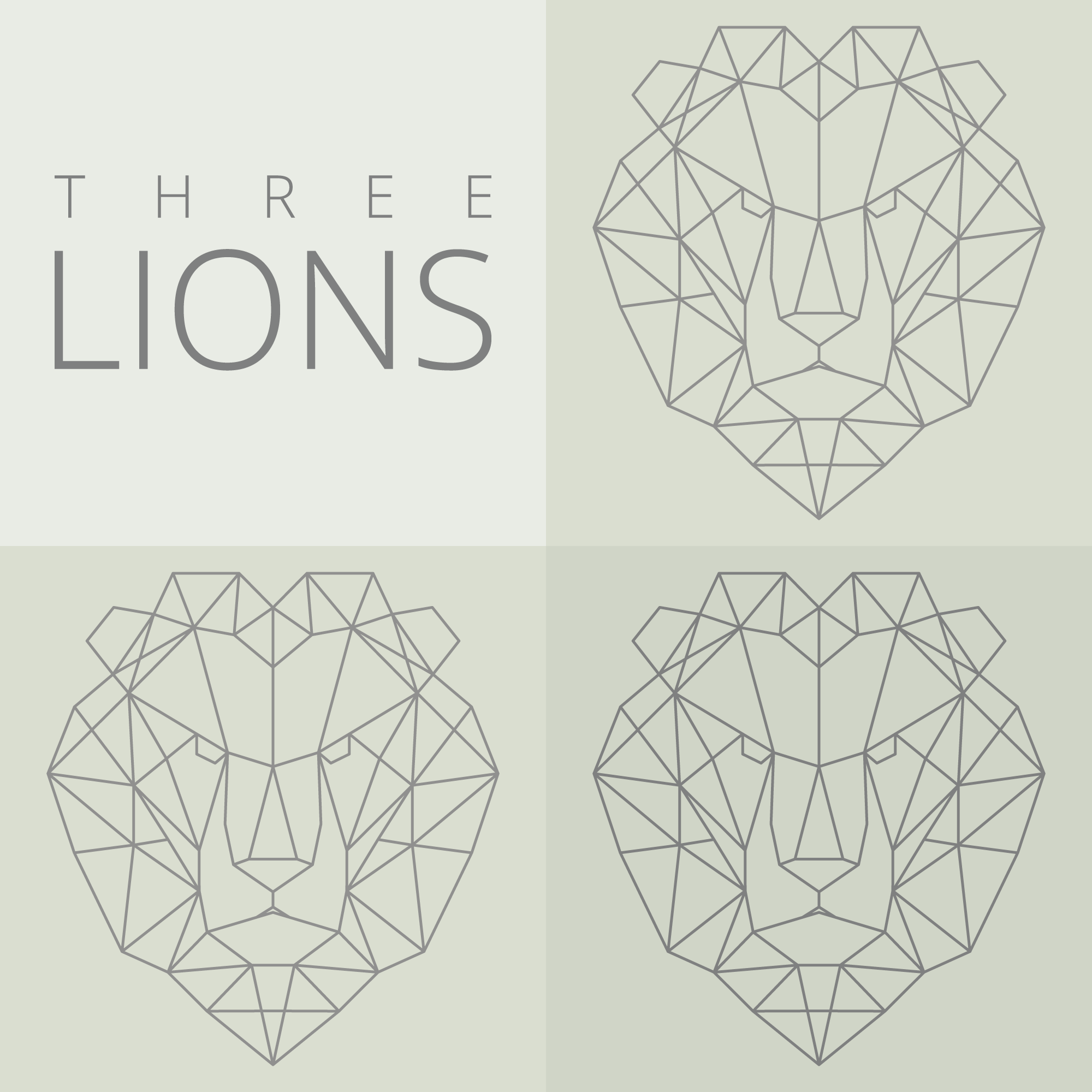 THREE LIONS DESIGN