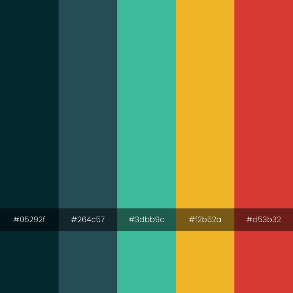 color-palette-retro-teal-orange