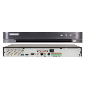 DVR 8 CANALES HIKVISION - 5 MP - H265+ - DS-7208HUHI-K2