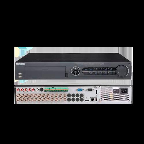 DVR 24 CANALES HIKVISION TURBO- DS-7324HQHI-K4