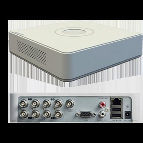 MINI DVR 8 CANALES - 720P - DS-7108HGHI-F1