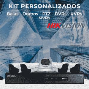KIT CCTV HIKVISION PERSONALIZADO KIT-13
