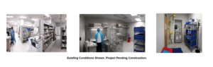 Pharmacy Renovation - USP 797,800 Compliance Hampton Veterans Affairs Medical Center (VAMC) - Hampton, VA