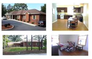 Intermediate Care Facility Home - 8 Bedroom Model