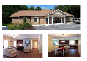 Intermediate Care Facility Home - 4 Bedroom Model