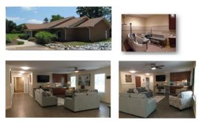 Intermediate Care Facility Home - Four (4) Bedroom Model