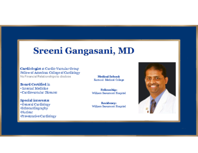 How to improve quality of life in Heart Failure – Sreeni Gangasani, MD