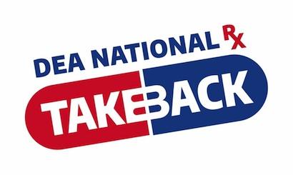 DEA's National Prescription Drug Take Back Day