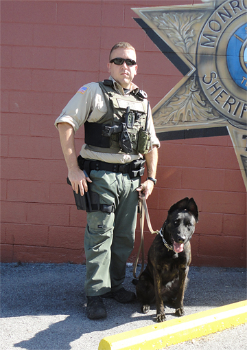 K9 CJ and Storm